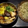 つきじ 文化人 - 料理写真:木の子そば   1,230円  松茸入り