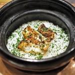 虎白 - のどぐろの塩飯