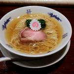 中華蕎麦にし乃 - 中華そば(750円)