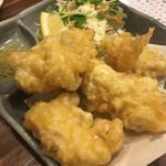 和風居酒屋 よばれ - 料理写真:白子の天ぷら