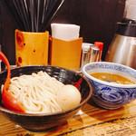 三田製麺所 - 味付け半熟玉子ランチ