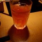 しゃぶしゃぶ温野菜 - カシスオレンジ