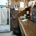 麺屋 一矢 - 店内の様子