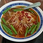 中国家庭料理 豊澤園 - 台湾ラーメンは美味❤