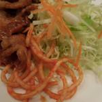 キッチン大正軒 - 千キャベツ、スパゲッティー
