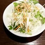 サイアム ビービーキュー - サラダ