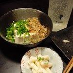 骨付鶏 ひろ - 【201109】豆腐300円