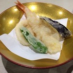 合戦大食事処  - 天ぷら