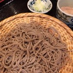 専門店 八ヶ岳高原蕎麦 - くるみそば