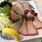三枡 - 料理写真:鯨のベーコン