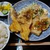 めんどり屋 - 料理写真:ミックスとり天定食850円