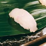 辰鮨 - 白身