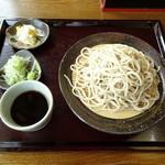 紅亭 - 料理写真:もりそば