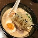 英国昇龍 - 縮れ麺!