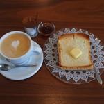キョウロザン コーヒー -