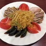 廣聚隆 - 料理写真:コースセット