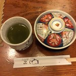 96349439 - 蒸し寿司