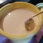 神の湯亭 - 料理写真:食べ放題の豆腐