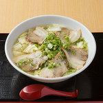 めん処マサムネ屋 - 塩チャーシューメン