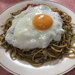 ふじわら - 料理写真:肉玉子入り中盛