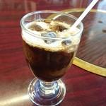 ナンスポ ビール園 - アイスコーヒー