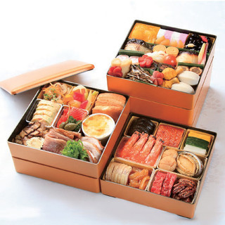 100組限定!【和洋中料理長特製】おせち料理