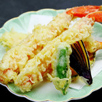 生け簀の甲羅 - 料理写真: