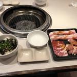 じゅうじゅうカルビ - 料理写真:スタートセット
