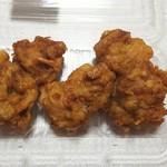 あづま - 料理写真:唐揚げ