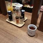 利久 - テーブルアイテム