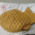 鯛あん亭 - たい焼き(くりあん)①