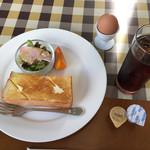 いのうえ - 料理写真:モーニング