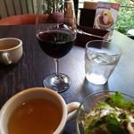 96363107 - 赤ワイングラス