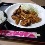ひまわり - トンテキ