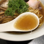 Japanese Soba Noodles 蔦 - 鶏、貝、魚介のトリプルスープ