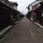 tamon - 今井町の町並み