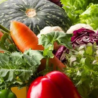 安全で美味しい野菜と田子産のニンニク