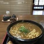本格讃岐うどん将 - 料理写真:カレーうどん720円です、この日は大盛りも無料でした(2018.11.12)