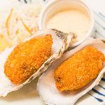【選べる定食】㊲瀬戸内海産 牡蠣フライ