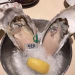 Oyster Bar ジャックポット - 昆布森
