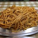 96372932 - ナポリタン500円麺大盛りサービス