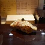 築地 男前鮓 - 炙り寿司