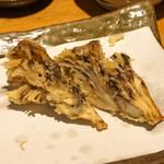 石臼挽き手打 蕎楽亭 - 舞茸