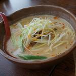 麺場 田所商店 - 信州味噌担々麺