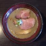 梅花亭 - 料理写真:鶏濁のらーめん(限定) 890円