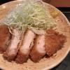 豚珍館 - 料理写真:かつ定食 730円