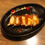 96375138 - 餃子は200円!