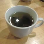 黒てつ家 - スープ