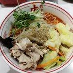 蒙古タンメン中本 - 北極涼麺