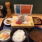 ほくしょう - ほくしょう 熊野古道定食 850円